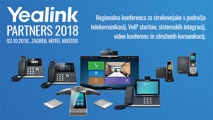 Yealink Partners 2018